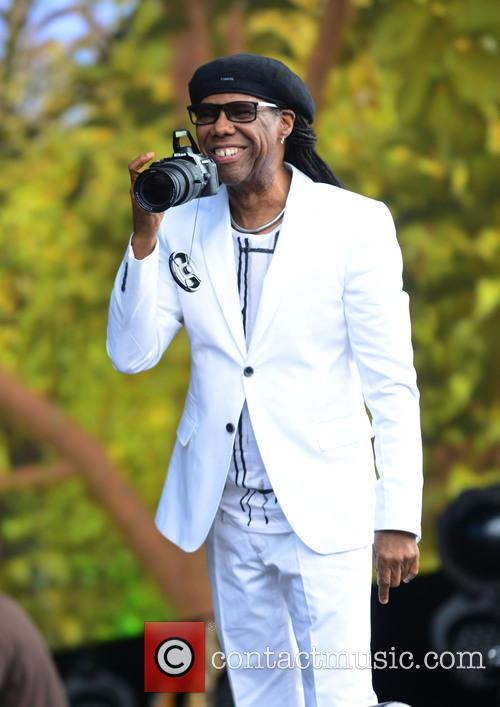 Nile Rodgers and Chic 2