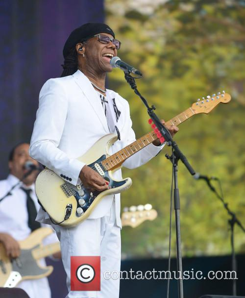 Nile Rodgers and Chic 9