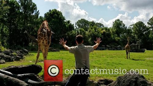Chris Pratt and Brevard Zoo 1