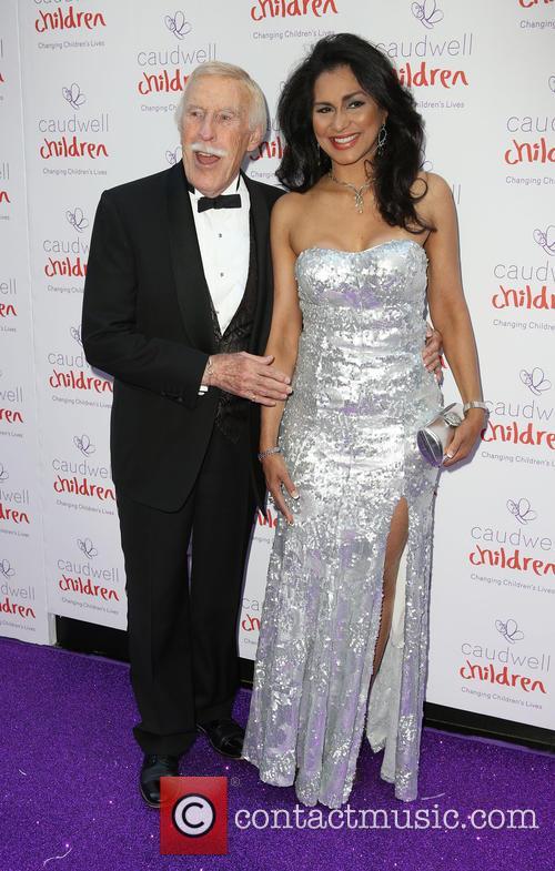 Bruce Forsyth and Wilnelia Merced