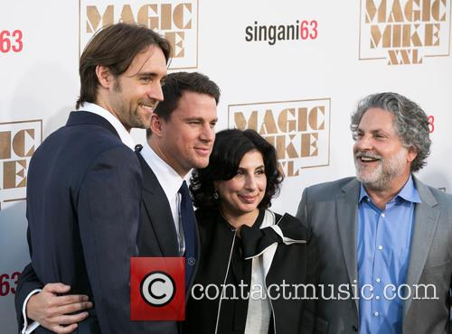 Reid Carolin, Channing Tatum, Sue Kroll and Gregory Jacobs