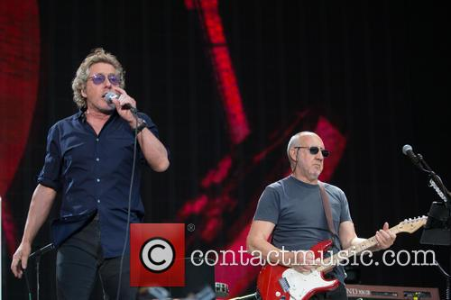 The Who, Roger Daltrey and Pete Townshend 11