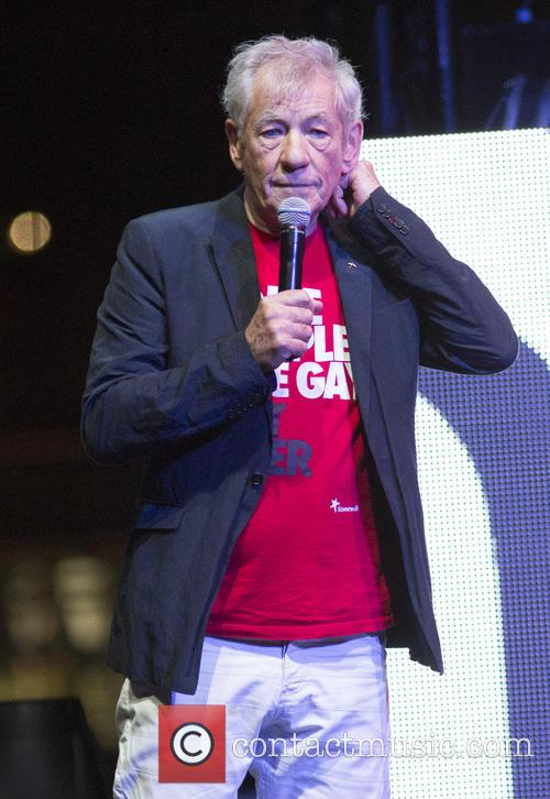 Sir Ian Mckellen Jokes That Taylor Swift Threw Him Out Of New York Apartment