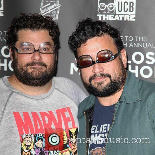 Bobby Moynihan and Horatio Sanz