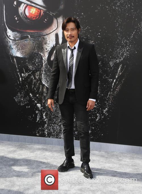 Terminator and Byung Hun-lee