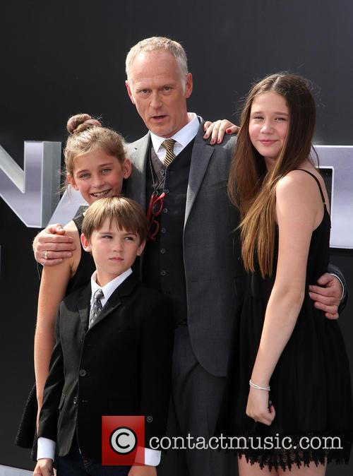Alan Taylor and Family