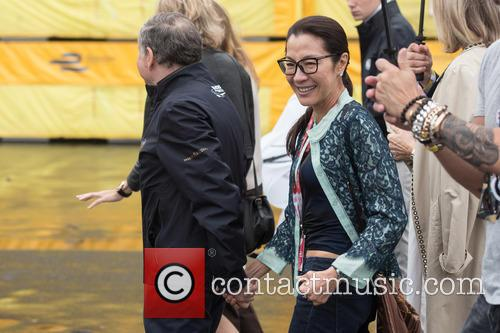 Jean Todt and Michelle Yeo 3