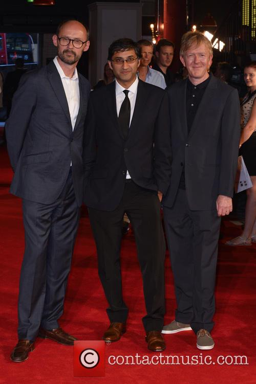 James Gray, Asif Kapadia and Chris King 1