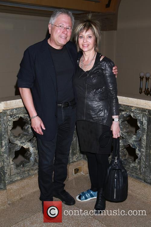 Horrors, Alan Menken and Janis Roswick-menken 4