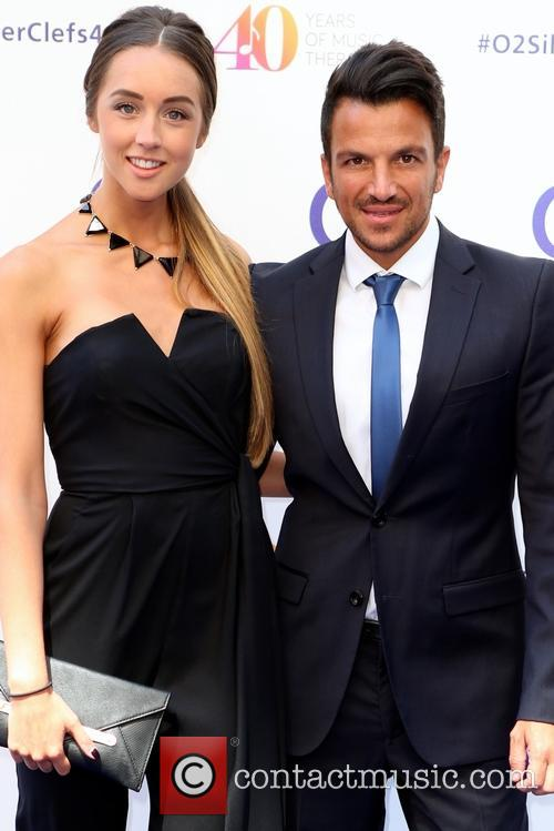 Emily Macdonagh and Peter Andre 1