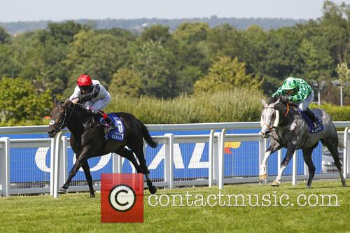Golden Horn and Frankie Dettori