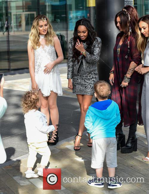 Little Mix, Perrie Edwards, Jade Thirlwall, Jesy Nelson and Leigh-anne Pinnock 1
