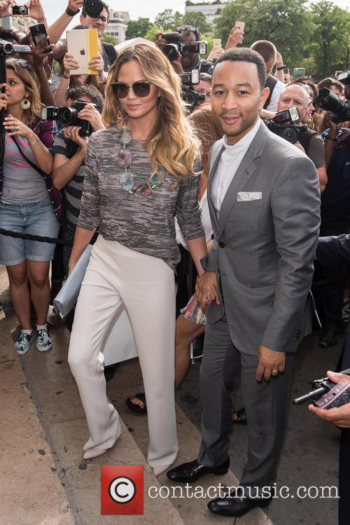 John Legend and Chrissy Teigen 2