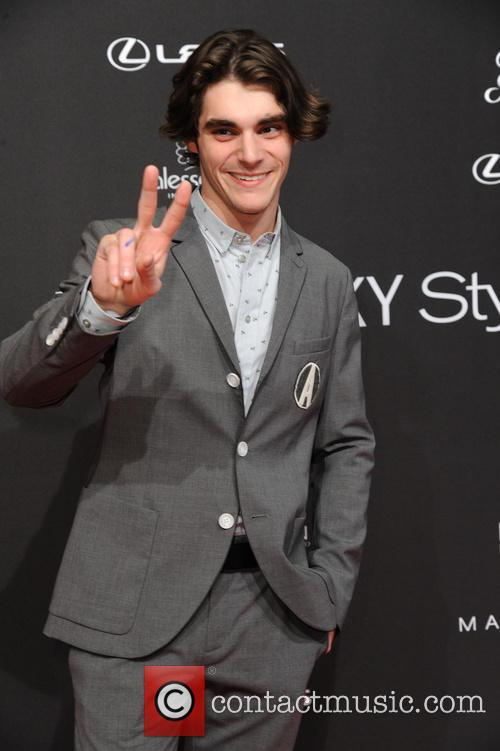 Roy Frank Mitte and Rj Mitte 4
