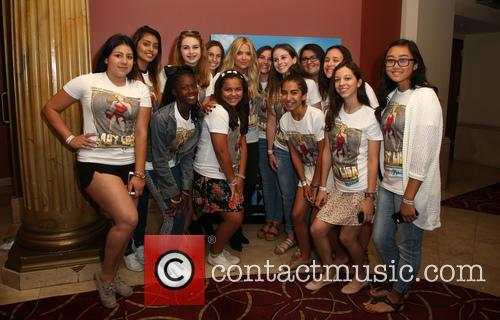 Ashley Benson and Fans 4