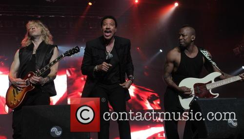 Lionel Richie, North Sea Jazz Festival, Ahoy, Rotterdam and July 12th 2015 6