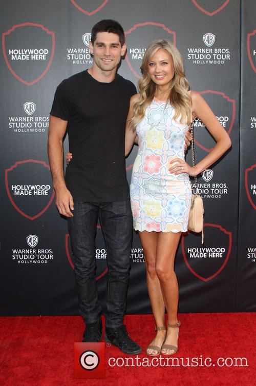 Justin Gaston and Melissa Ordway 4