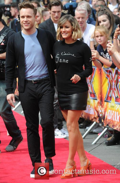 Olly Murs and Caroline Flack 3