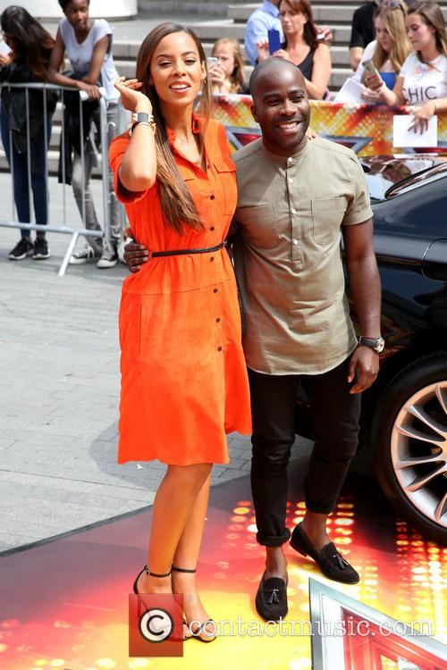 Rochelle Humes and Melvin Odoom 7