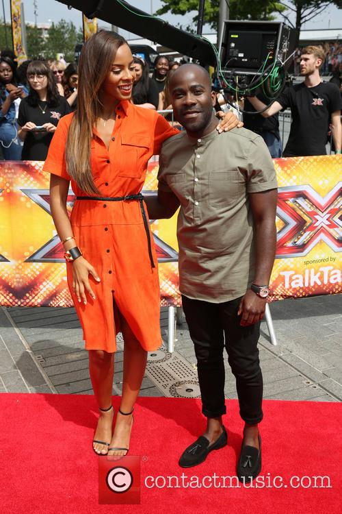 Rochelle Humes and Melvin Odoom 11