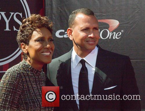 Robin Roberts and Alex Rodriguez 2