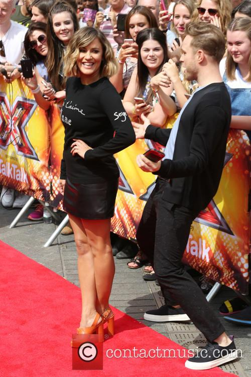 Caroline Flack and Olly Murs 2