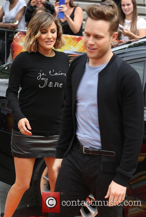 Caroline Flack and Olly Murs 4