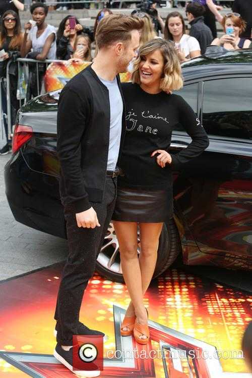 Caroline Flack and Olly Murs 5