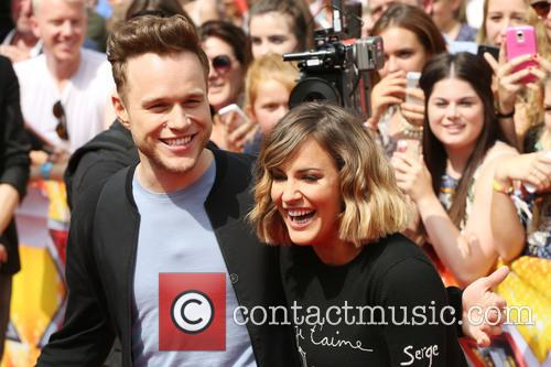 Caroline Flack and Olly Murs 8