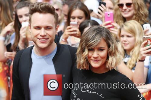 Caroline Flack and Olly Murs 9
