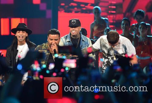 Arcangel, Zion, Nicky Jam and De La Ghetto 2