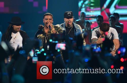 Arcangel, Zion, Nicky Jam and De La Ghetto 1