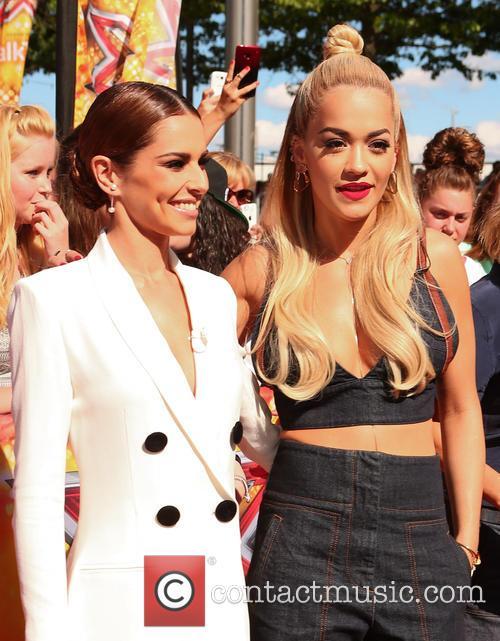 Cheryl Ann Fernandez-versini and Rita Ora 3