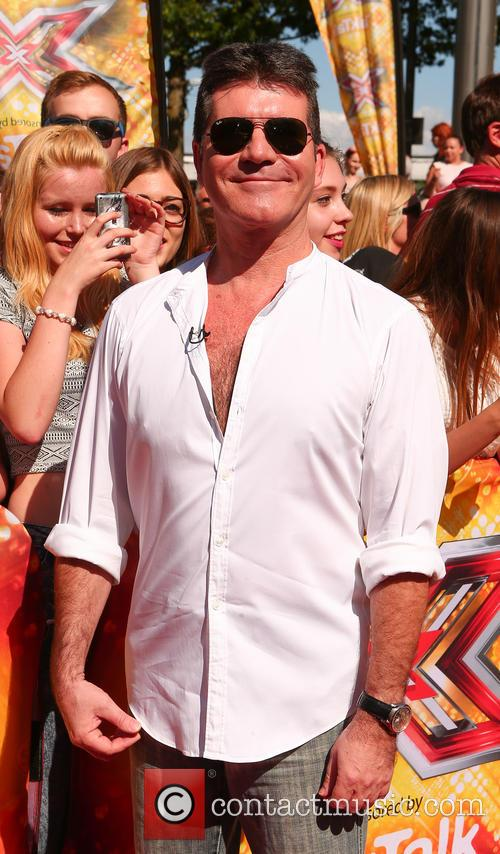 Simon Cowell Has Been Told He'll Live To Be 95