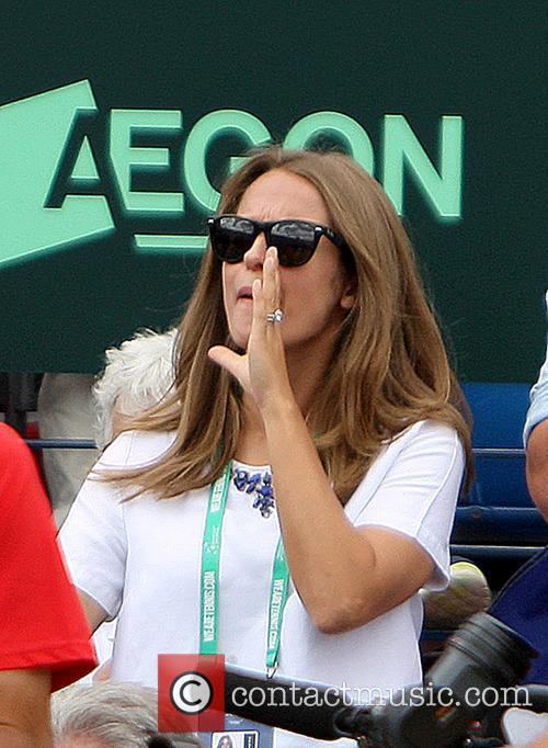 Tennis, Kim Murray and Kim Spears 10