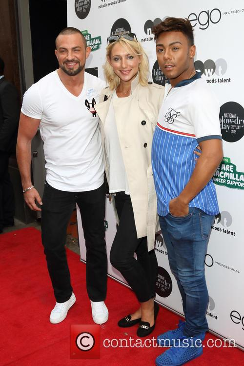 Robin Windsor, Ali Bastian and Marcus Collins 2