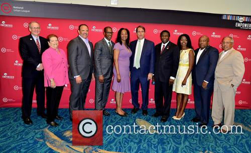 Fort Lauderdale, President & Ceo Sunshine Health For Centene Chris Paterson, National Urban League President & Ceo Marc H. Morial, Senior Vp Public Sector Markets For Nationwide Eric Steveson, Broward County Commissioner Dale Holness, Urban League Of Broward County Ceo Germaine Smith-baugh, Shaun M. Davis and Mason