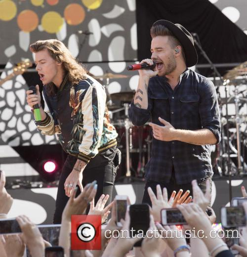 Harry Styles and Liam Payne 2