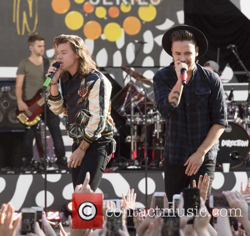 Harry Styles and Liam Payne 4