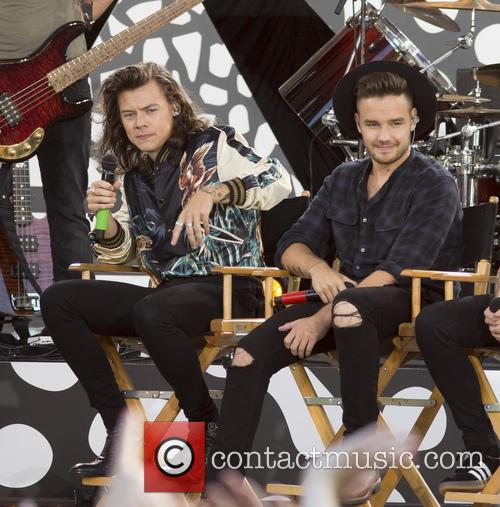 Harry Styles and Liam Payne 8