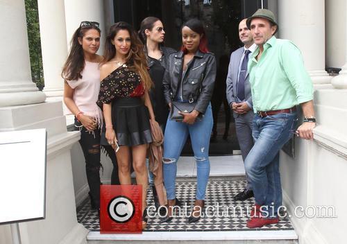 Preeya Kalidas, Keisha Buchanon and Guest 4