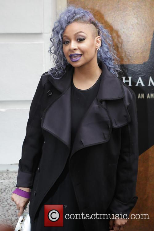 Raven-symone Causes Controversy On 'The View' With 'Ghetto Names' Comments