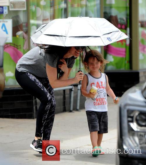 Megan Fox and Noah Shannon Green 2