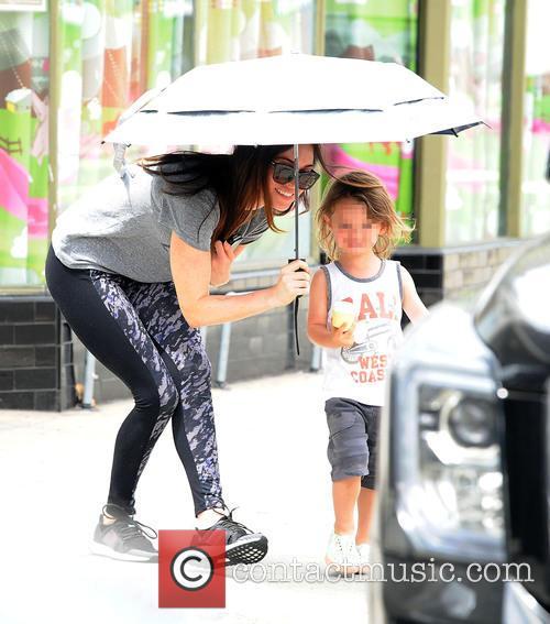 Megan Fox and Noah Shannon Green 6