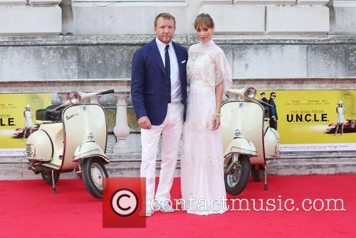 Guy Ritchie and Jacqui Ainsley 5