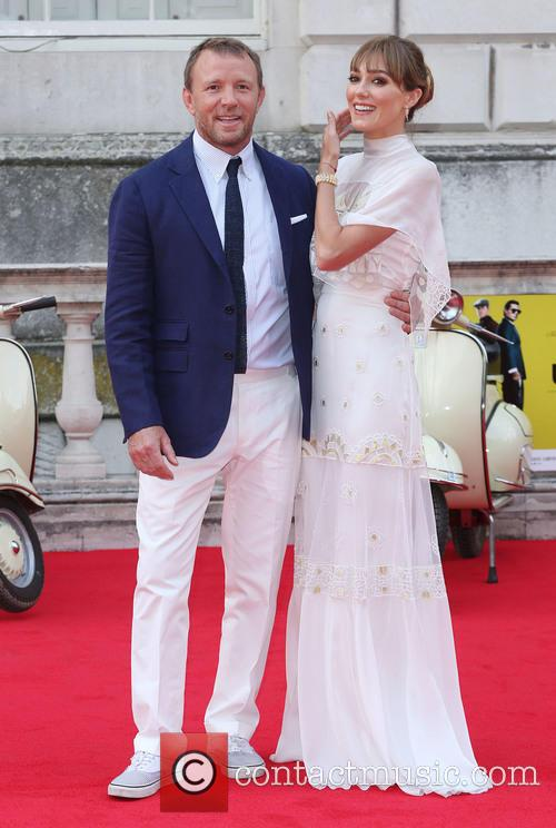 Guy Ritchie and Jacqui Ainsley 8