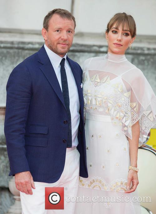 Guy Ritchie and Jaqui Ainsley 2