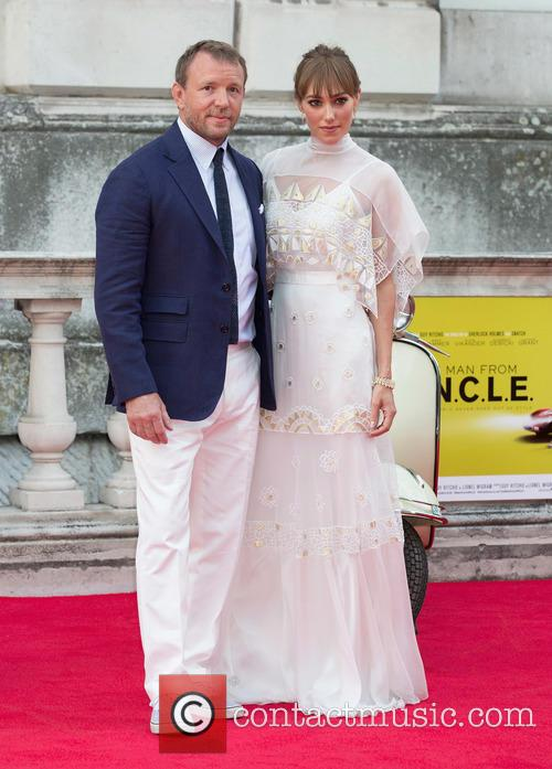 Guy Ritchie and Jaqui Ainsley 3