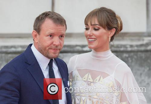 Guy Ritchie and Jaqui Ainsley 4