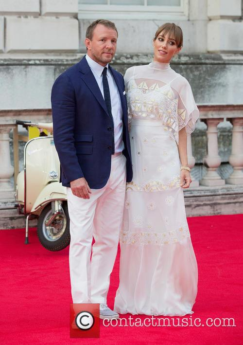 Guy Ritchie and Jaqui Ainsley 5